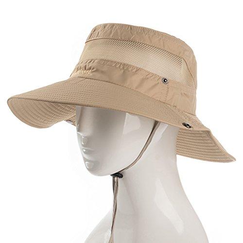 HAIPENG Gorra Pamelas Sombrero De Playa Hombre Banda