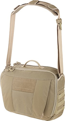 Maxpedition Skyvale Messenger Bag Tan Hex-weave