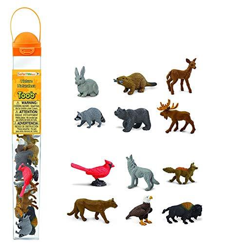Toob Nature Miniaturen (Mehrfarbig) -