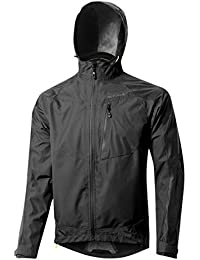 Chaqueta Impermeable Ciclismo Altura 2017 Nightvision X Gris (M , Gris)