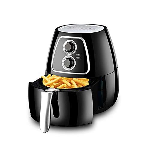 WANGYUJIE Máquina eléctrica mecánica para freír la Temperatura Ajustable, sartén Antiadherente, Equipo Multifuncional para cocinar en la Cocina de la freidora neumática