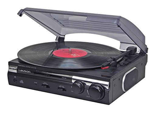 lauson-cl-145-turntable-encoding-record-player-2-speeds-33-45-rpm-with-built-in-speakers-vinyl-mp3-r