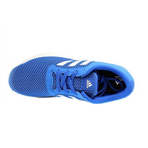 adidas Herren Element Refresh 3 M Laufschuhe, Blau Mehrfarbig (Bluefish Collegiate Royal)