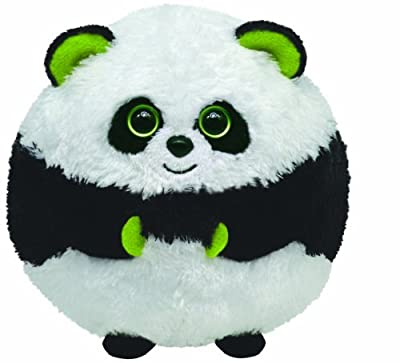 Ty 7138002 - Oso panda de peluche Bonsai (12 cm, forma de bola) [importado de Alemania] de Ty