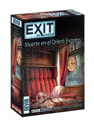Devir Iberia- 227130 Exit Muerte en El Orient Express