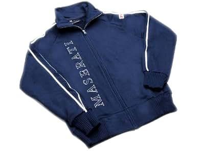 Maserati - Sweat Homme - Veste Full Zip Maserati Corse blue - Taille M