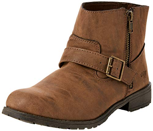 Rocket Dog Damen Brittany Kurzschaft Stiefel, Braun (Brown Heirloom C00), 38 EU