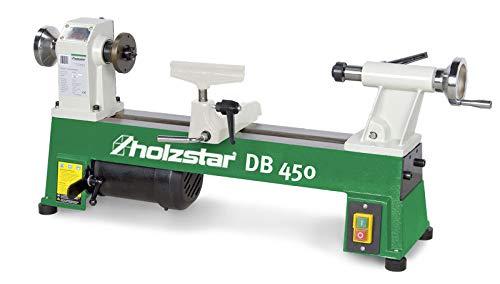 Stürmer Holzstar 5920450 Holzstar DB 450 Drechselbank, Spindeldrehzahl: 680 - 2800 min-1, Spitzenweite: 450 mm, 230 V-5920450
