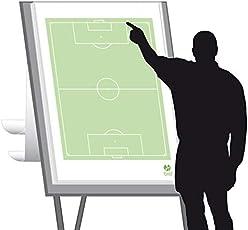 B+D 2er Pack Fußball Flipchart Block