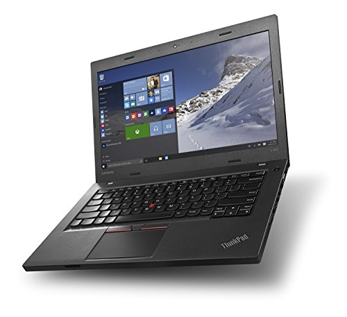 Lenovo ThinkPad i5 14 inch IPS SSD Black