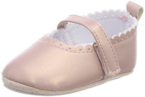 Baby-mädchen Ballerina-schuhe Für (Sterntaler Baby Mädchen Ballerina Lauflernschuhe, Pink (Rosa), 21/22 EU)