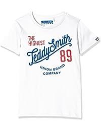 Teddy Smith Boy's Twiga MC Jr T-Shirt