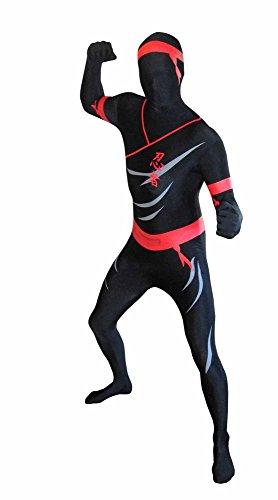 Morphsuits MPNIM - Kostüm Ninja, M