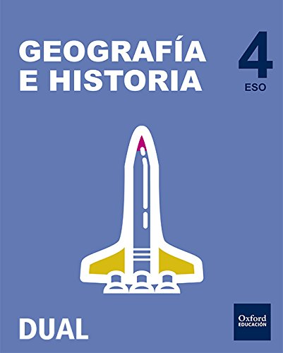 Pack inicia dual geografía e historia libro del alumno - 4º eso