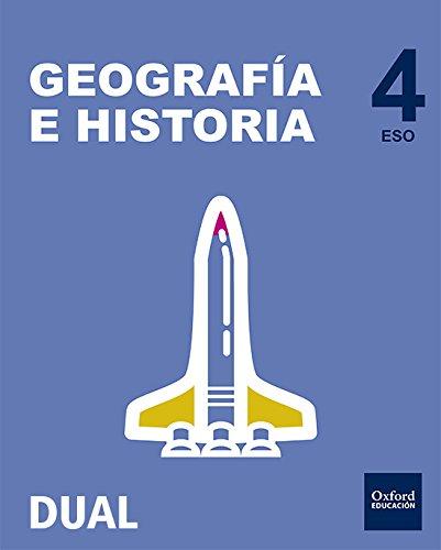 Pack Inicia Dual Geografía E Historia Libro Del Alumno4º ESO