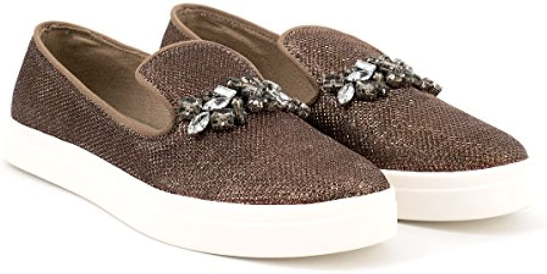 Guess Damen Slipper - FLGOT3FAM12 2018 Letztes Modell  Mode Schuhe Billig Online-Verkauf