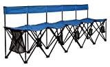 Travelchair travelbench EL GRANDE 5-Sitzer -, blau