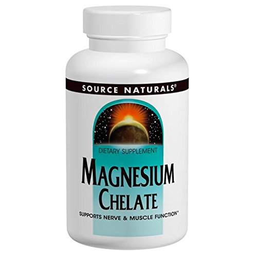 Magnesium Chelate 100 mg 100 Tablets