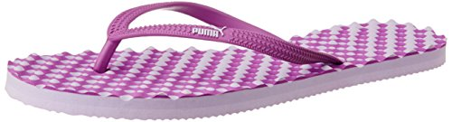 Puma First Flip Pro Wns, Damen Zehentrenner, Violett (orchid bloom-purple cactus flower 01), 39 EU (6 Damen UK)