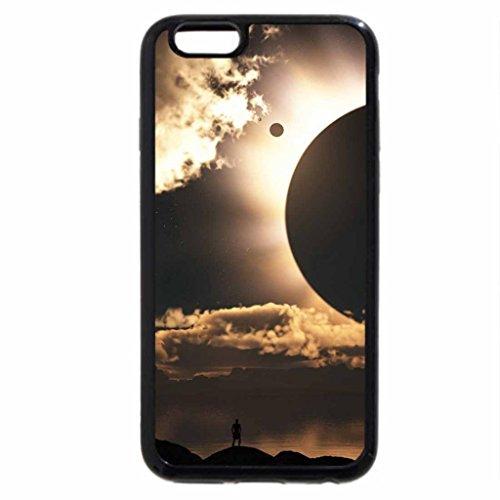 iPhone 6S / iPhone 6 Case (Black) ECLIPSE