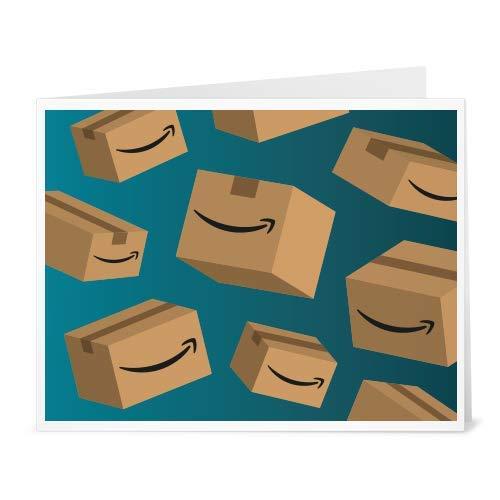 Amazon.de Gutschein zum Drucken (Fliegende Boxen)