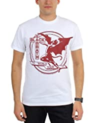 Black Sabbath - - World Tour 77 hommes T-shirt