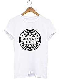 Caspar Lee pizza lover t-shirt as seen on his facebook page and youtube
