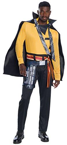 Rubie's Star Wars Story Solo Lando Calrissian Adult Fancy Dress Costume - Lando Star Wars Kostüm