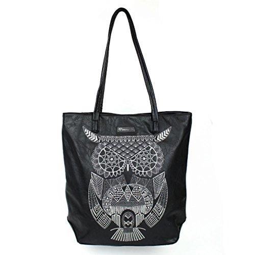 loungefly-damen-gothic-shopper-tasche-handtasche-eule-starry-eyed-owl-tote-bag-schultertasche-aus-ku