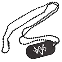Watch Dogs 2 Stainless Steel Pendant Necklace[WJZB0126]