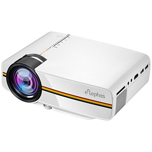 elephas-1200-lumens-led-mini-pico-projector-support-pc-laptop-smartphone-xbox-multimedia-portable-fo