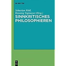 Sinnkritisches Philosophieren