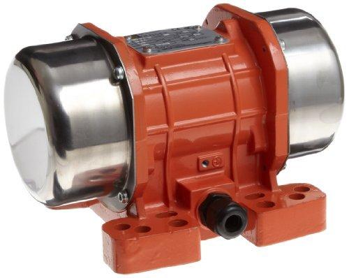 Single-phase Electric Motor (Oli Vibrator MVE.202.DC.12 Electric Vibrator Motor, DC, Single Phase, 3000 RPM, 0 Hz, 12 Volt, 440.92 Lb Output Force by Oli Vibrator)