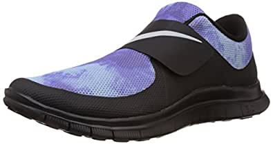 Nike Men's Free Socfly Sd Black,Grey Mist,Persian Volt  Casual Sneakers -10 UK/India (45 EU)(11 US)