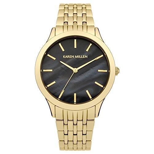 Karen Millen KM106BGMA Reloj de Damas
