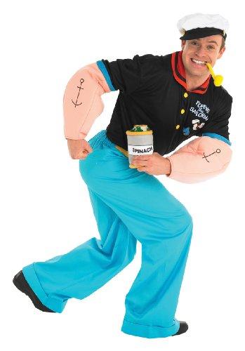 Rubie's 3 889039 M/L - Popeye Kostüm, Größe M/L