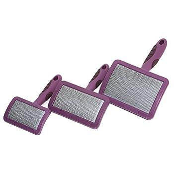 ROSEWOOD Chien Soft Protection Salon Brosse Carde de Toilettage Petit