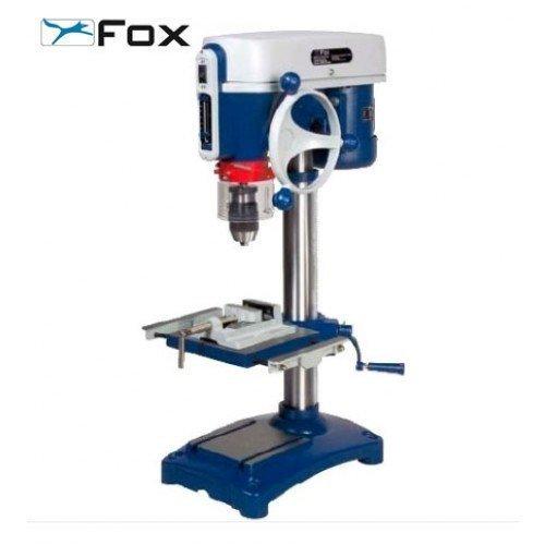 Tischbohrmaschine FOX BY FEMI Artikel-Nr. F11-991, mit Laser