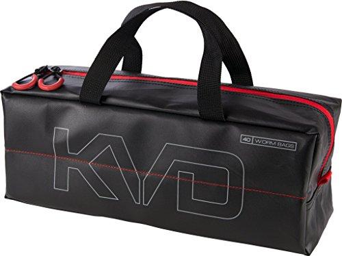 Plano plab12700KVD Wurm Speedbag (40Pack), schwarz/grau/rot, Größe L -