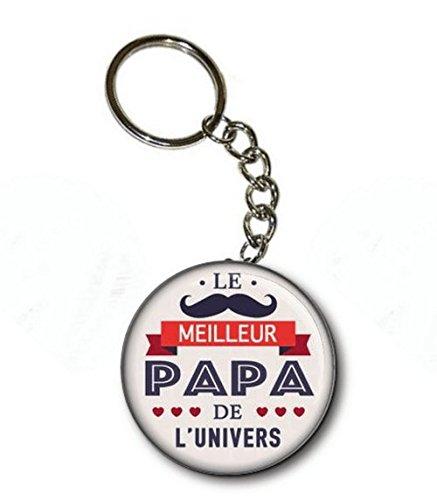 ANGORA Porte clé Le Papa de l'univers