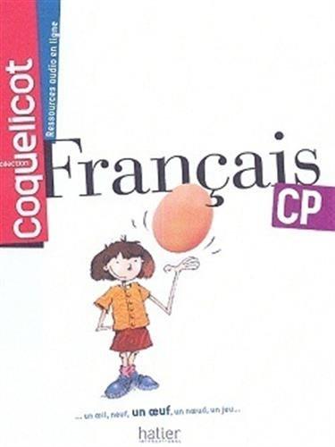 Français CP Coll. Coquelicot Elève par Collectif
