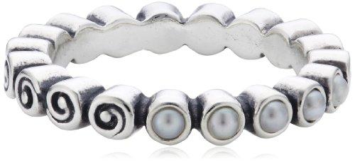 Pandora anello, argento sterling 925, donna, 18