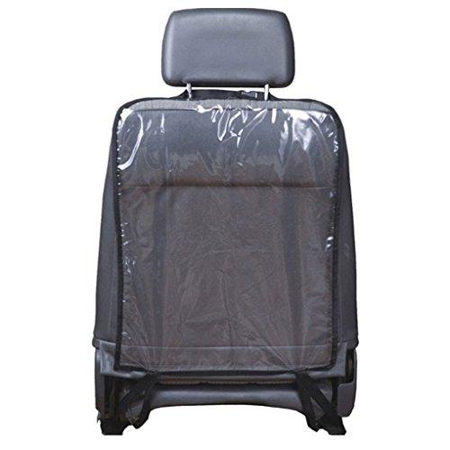 QHGstore Calcio tappeti per auto di copertura posteriore del sedile Protegge Posti da sporcizia / Footprints