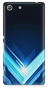 Sony M5 Back Cover by Vcrome,Premium Quality Designer Printed Lightweight Slim Fit Matte Finish Hard Case Back Cover for Sony M5
