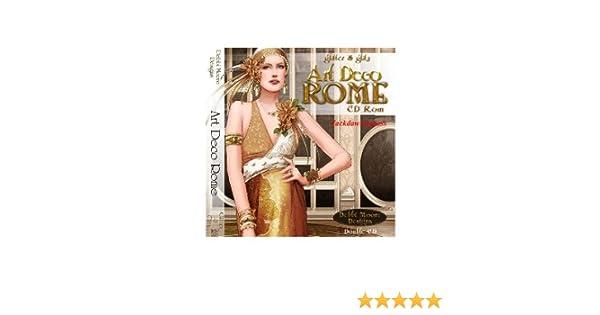 292292 1 x Debbi Moore Designs Art Deco Rome Glitter /& Glitz Double CD Rom
