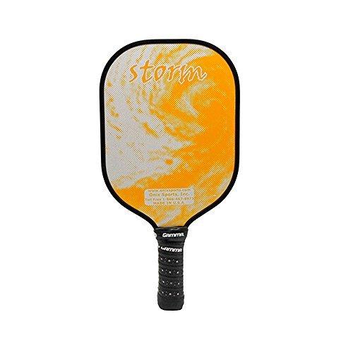 ONIX Storm compuesto Pickleball paleta, naranja
