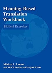 Meaning-Based Translation Workbook: Biblical Exercises