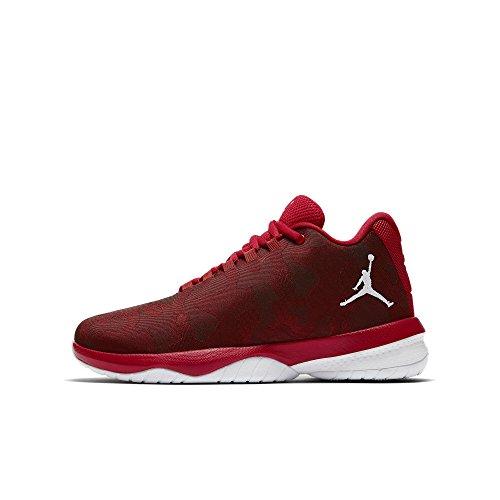 Nike Mädchen Jordan B Fly Bg Basketballschuhe Rot (University Red/white)