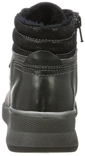 Romika Victoria 06, Sneaker a Collo Alto Donna Mehrfarbig (anthrazit-kombi (701))