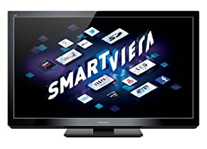Panasonic Smart VIERA TX-P42GT30B 42-inch Full HD 1080p 3D 600Hz Internet-Ready Plasma TV with Freeview HD and Freesat HD (Installation Recommended) (discontinued by manufacturer)